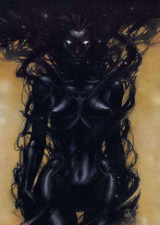 Art by Olivier Ledroit