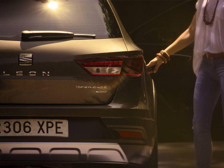 #SEAT #Leon #XPERIENCE o samochód, który ma wyznaczony konkretny cel: zabrać Cię z utartej ścieżki, pozwolić Ci uciec od rutyny odkrywać nieznane.