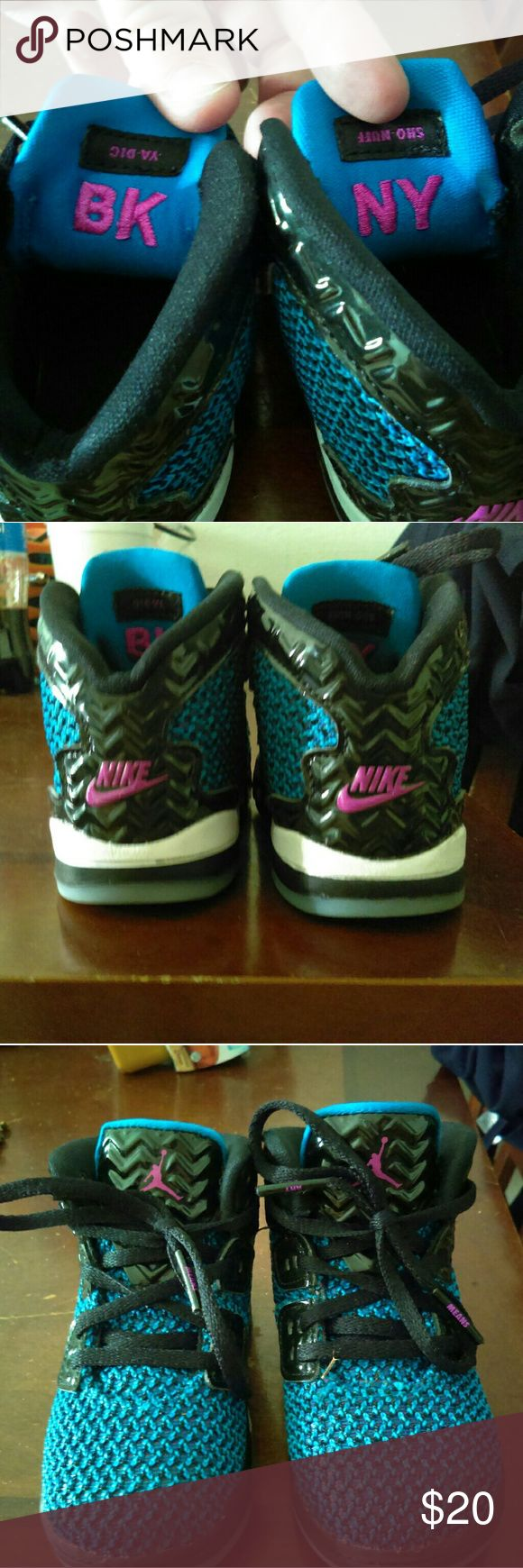 6c Jordan Spike Lee's Mint condition, only worn a couple times Jordan spike Lee's. Size 6c Jordan Shoes Sneakers