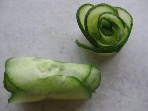 Kuinka kurkusta ja sen kavereista syntyi ruusuja ! - nami-hiiri ® - makeita ajatuksia - Vuodatus.net