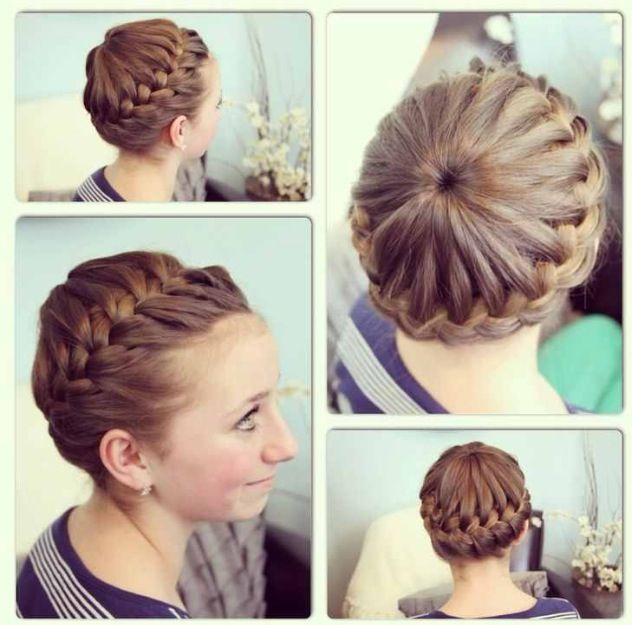 Marvelous 1000 Images About Hair On Pinterest Left Out Brown Hair With Short Hairstyles Gunalazisus