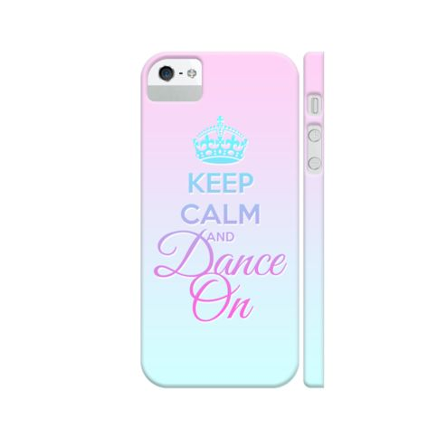 keep calm ballerina phone case | HOME - Phone Cases - Keep Calm Dance Ballet Design Case「 IPHONE 5S ...