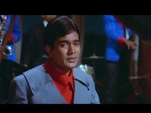 Pyar Deewana Hota Hai - Superhit Romantic Song - Rajesh Khanna & Asha Parekh - Kati Patang