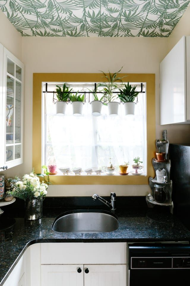 5 Smart Ways to Use Your Kitchen Window for Extra Storage