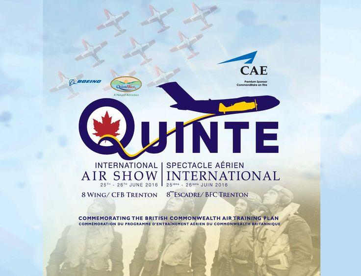 Quinte International Air Show, June 25-26, 2016, CFB Trenton