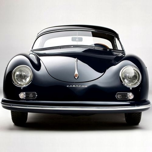 1957 Porsche 356A Carrera Coupe | T1 Style | Luxury Sports Car | Single Bumper | White Indicators | Grill Intake | Bosch Horn