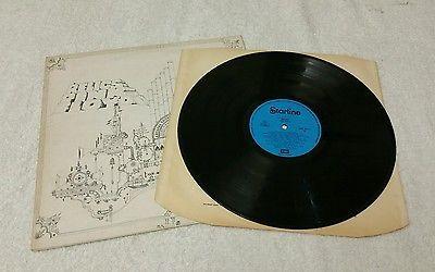 PINK FLOYD RELICS VINYL LP STARLINE SRS 5071 1971 UK Textured Sleeve