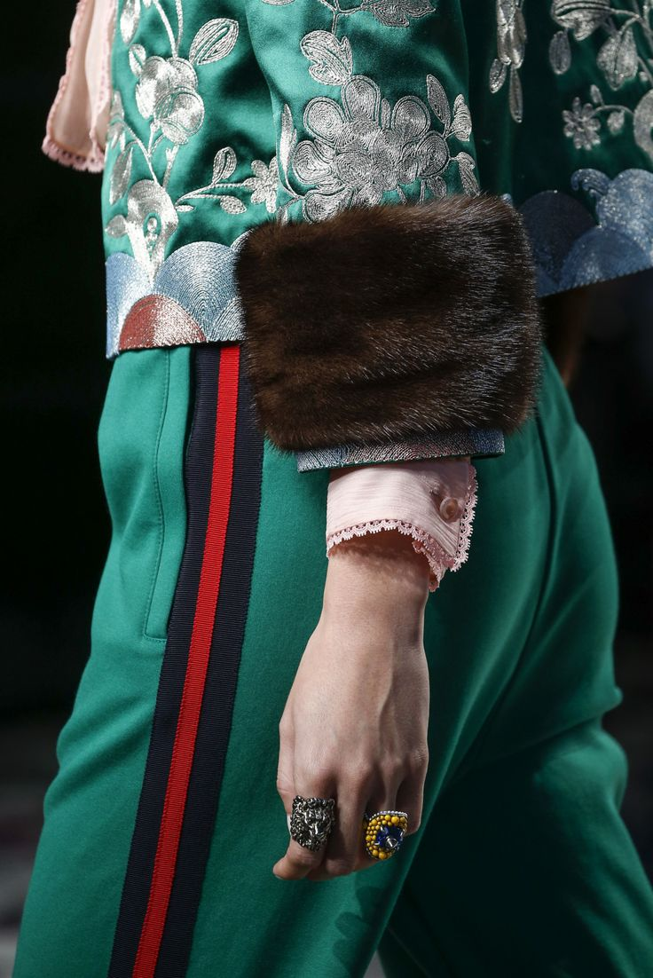 forlikeminded:    Gucci - Milan Fashion Week / Spring 2016