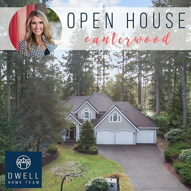 The #Hawks play at 5:30pm tonight - which means you have time to check out our killer new listing in Canterwood Golf & Country Club! ⛳️ We will have this home open from 1-4pm, come see Christina and tour our amazing new listing! 🏡 Address: 12705 Tanager Dr NW (follow the open house signs after guard gate!) #justlisted #canterwood #localrealtors - posted by Dwell Home Team https://www.instagram.com/dwellhometeam - See more Real Estate photos from Local Realtors at https://LocalRealtors.com