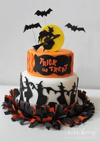 Image result for halloween cakes ideas