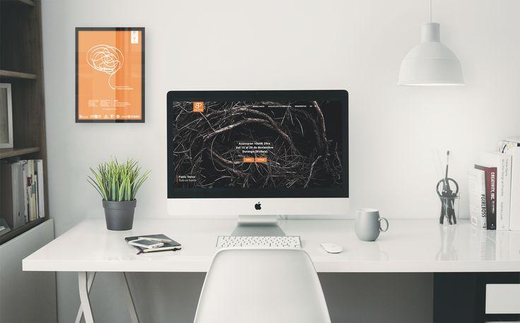 Diseño web para el Festival Begira Photo en Durango (Bizkaia)