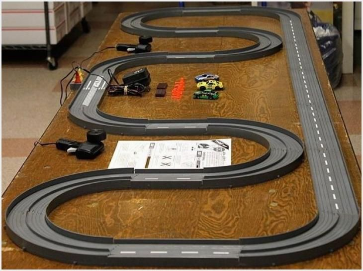 538 Racing Cars Track Set Ideas