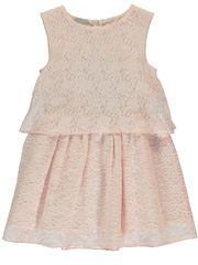 KIDS NITGLOK LACE SPENCER, Pearl