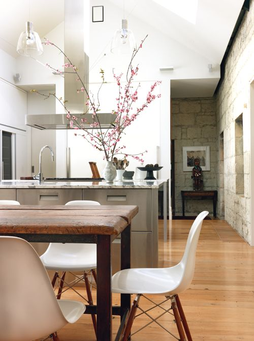 Best Kitchen by Tim & Jo Cameron Photo by Jane Ussher — at James, Parnell.