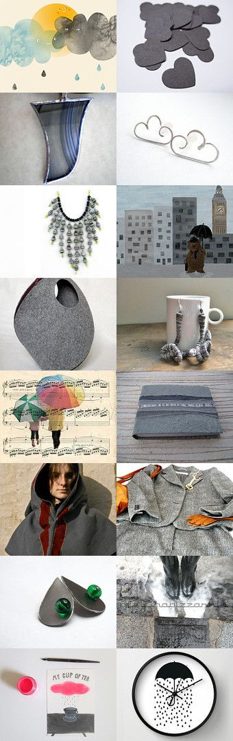 Rainy Mood by DARQ on Etsy--Pinned with TreasuryPin.com