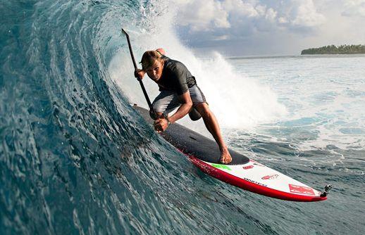 #Sup_board_Surfing #Australia