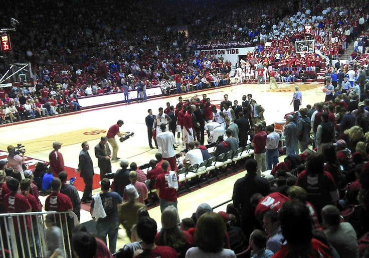 Alabama VS Kentucky...2013 Wins - 59 - 55