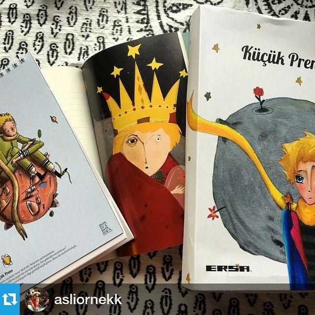 Ersa mobilya'nın küçük prens temalı 2015 takvimi için on Behance