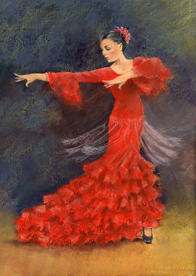 36 best images about Spanish Dancers on Pinterest | Spanish ...