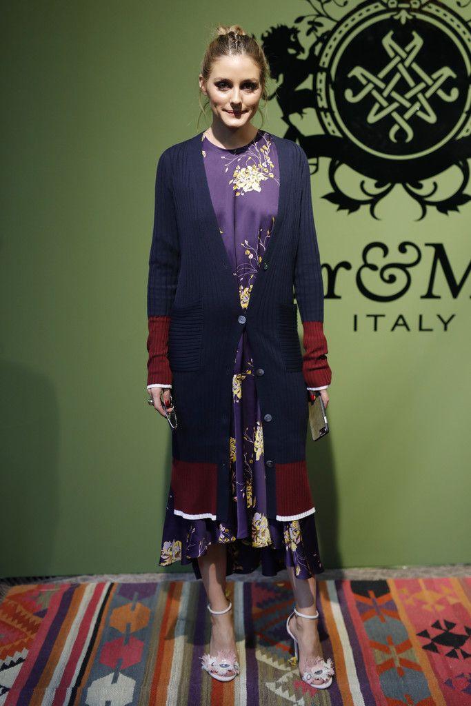 Olivia Palermo Photos Photos - Mr&Mrs Italy Presentation - Milan Fashion Week Spring/Summer 2018 - Zimbio