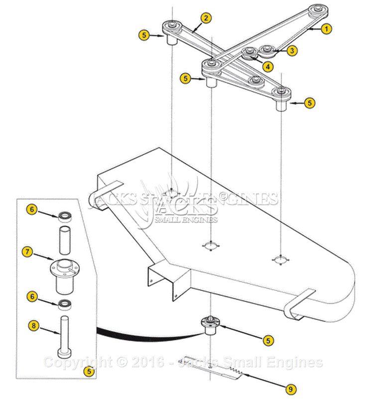 Image Result For Dixie Chopper 50 Inch Deck Belt Diagram