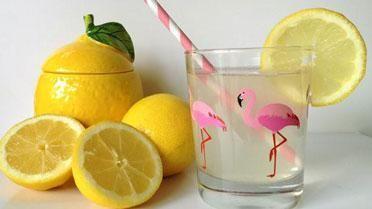 suikervrije stevia limonade