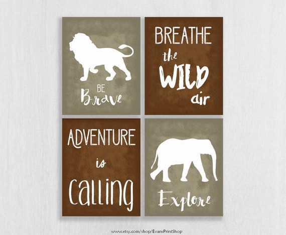 Safari Wall Art 18 best safari wall art images on pinterest | nursery wall art