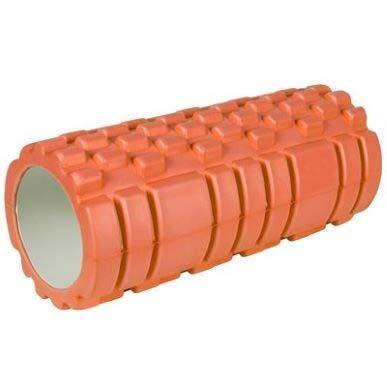 Tunturi Grid foam roller  Description: DeTunturi Yoga Foam Grid Rolleris een speciale foam roller. Door de geribbelde textuur wordt de massage intensiever. Een normale foam roller voelt als een rubberen cilinder maar de Tunturi Yoga Foam Grid Roller voelt ook als een massage. En dit verschil merk je ook in je lichaam. Het oppervlak van de yoga foam grid roller geeft een extra stimulans aan je bloedsomloop. Een foam roller is een goed hulpmiddel voor massage oefeningen en een goede aanvulling…