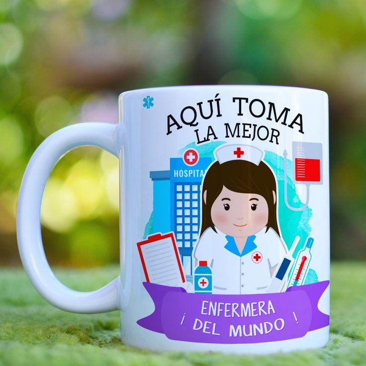 PLANTILLAS AQUÍ TOMA ENFERMERA ENFERMERO | PARA TAZAS #enfermeria  #salud #enfermera #MOTTAPLANTILLAS