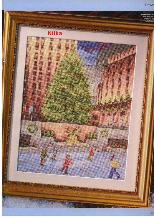 Gallery.ru / Фото #1 - Рождество в Нью-Йорке - DELERJE