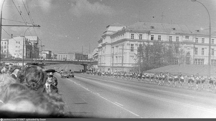 Прогулка по Москве 1983 года – Варламов.ру