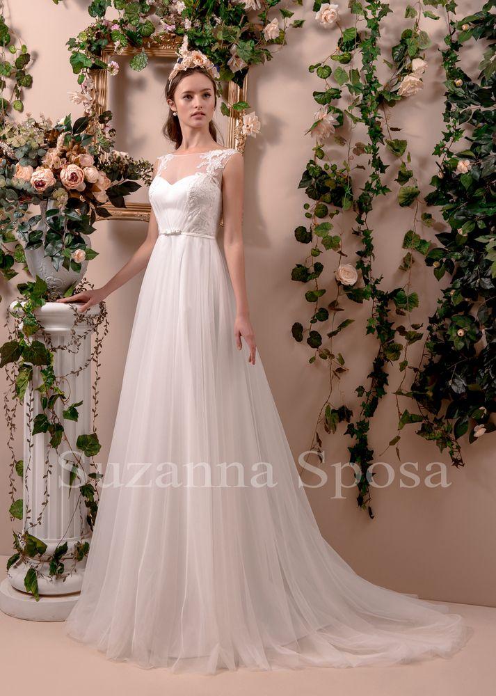 Caysy - Nava Bride #navabride #suzanasposa #bridalgowns #bride #weddingdress