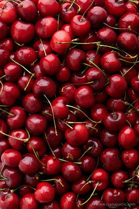 Sweet Cherries | Photographer: Ivana Jurcic www.ivanajurcic.com