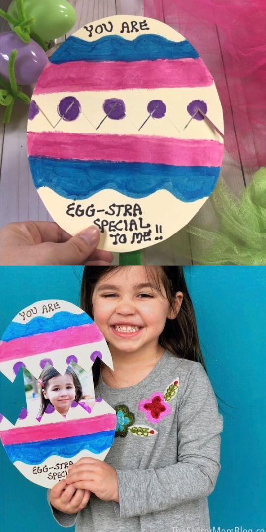 Easter Egg Pop-Up Card