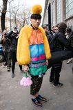 Cтрасти по Италии: главные образы гостей Недели моды в Милане. Часть 2