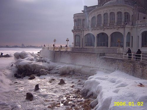 Cazino - Constanta - Romania been here, very cool