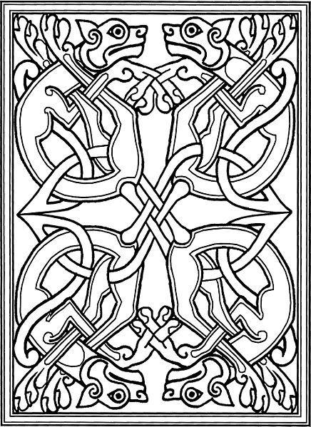 355 best images about Celtic knotwork on Pinterest | Celtic knot ...