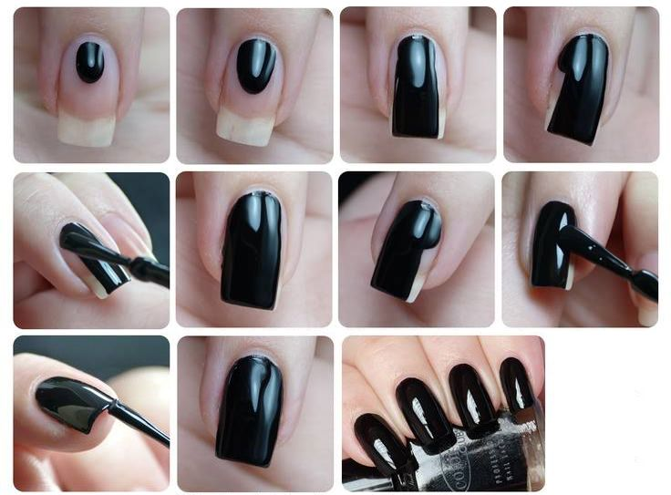 how to paint nails