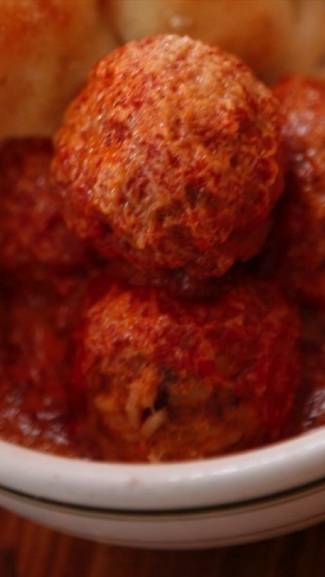 Lamb meatballs, Lamb and Food on Pinterest