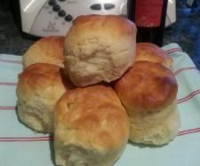 Recipe Sour Cream Scones by Deb Farrimond - Recipe of category Baking - sweet