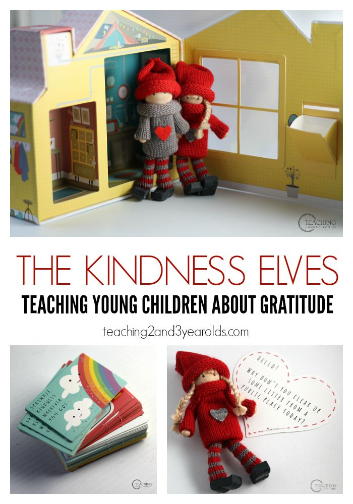 Love this sweet ideas to teach preschoolers all about kindness!