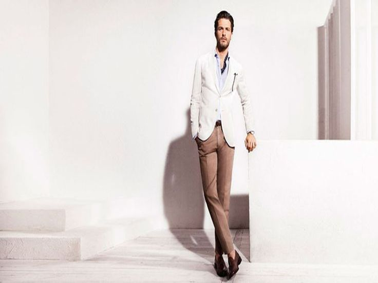 Inspiración... Cropped Trousers