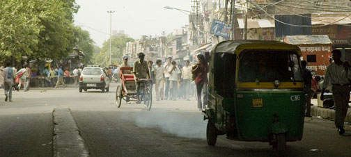 Prevention of air pollution in India is something that can actually help the world. A crowded nation being able to control problems can be of significance.