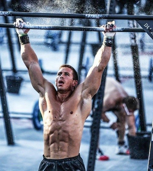 Dan Bailey, CrossFit