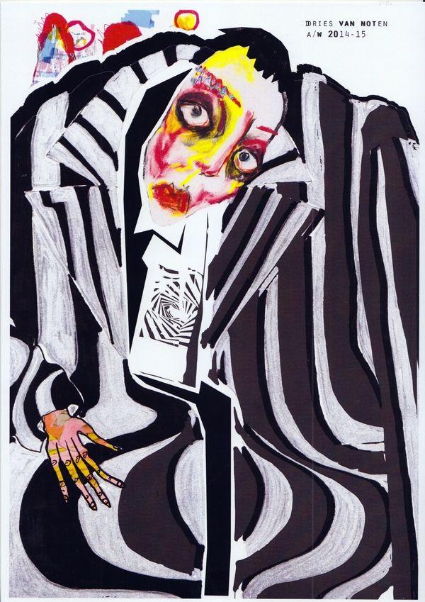 Sarah Mccormack Westminster Fashion Illustration
