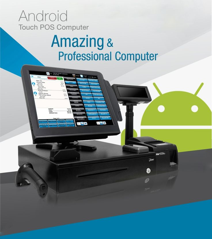 "This 15"" android all-in-one touch screen pos terminal is purposely built for restaurant, hotel, supermarket, retail stores and any other public places that need pos system for payment and advertising deployment, industrial grade materials guranteed long-term lifespan with low maintenance, low-power consumption solution."