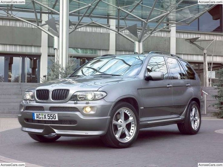 AC Schnitzer X5 E53 (2005)
