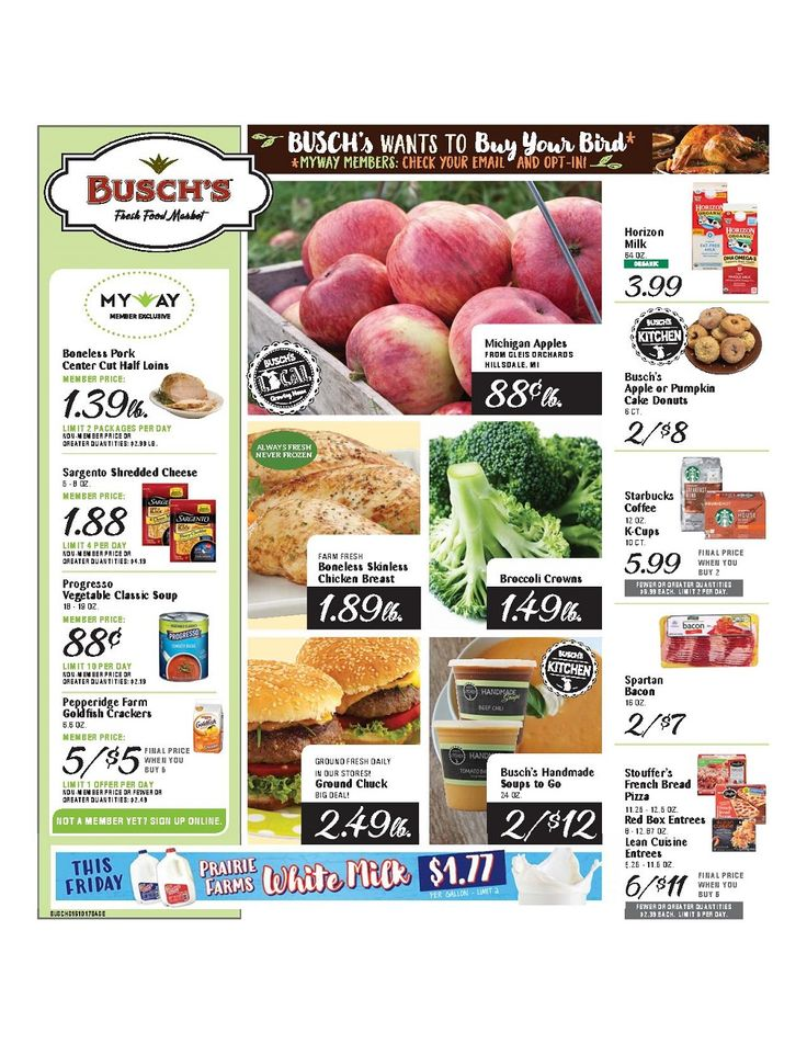 Buschs Weekly Ad >> 20 best Shopping Weekly Ads images on Pinterest | Ads, Shopping and Essen