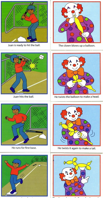 Baseball e palhaço
