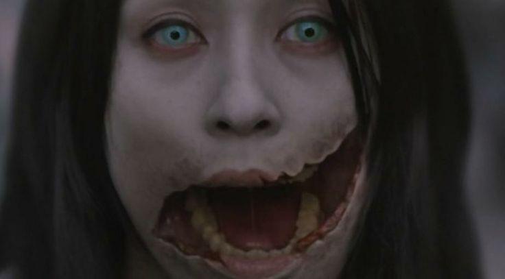 Kuchisake-onna – giving you nightmares before Heath Ledger ...  Kuchisake-onna ...